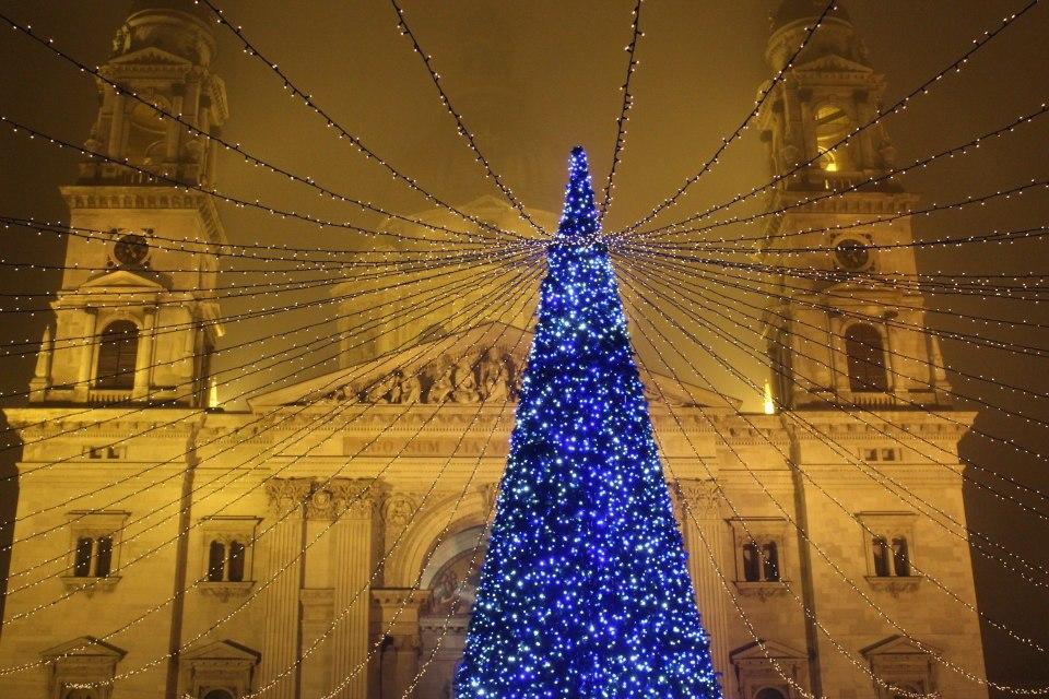 Advent a Bazilikánál