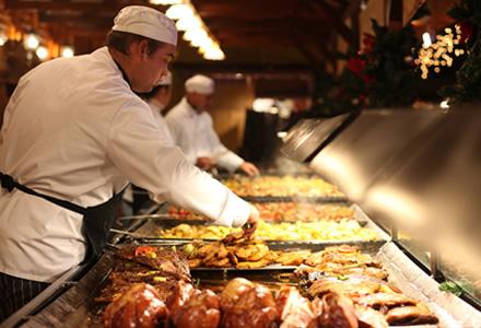 Gourmet hétvége a Bazilikánál